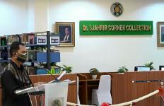 Resmikan Dr Sjahrir Corner, Pandu Kenang Perhatian Ayahnya Untuk Dunia Pendidikan - JPNN.com