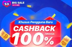 Lazada 9.9 Big Sale Hadir Kembali, Diskon Hingga 99 Persen - JPNN.com