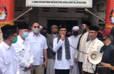Ustaz Abdul Somad Antar Bacalon Pilkada Bukittinggi, Sempat Singgung soal Pancasilais - JPNN.com