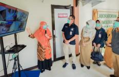 Rahmad Pribadi Semangati Pejuang Medis dan Pasien Covid-19 di RS Pupuk Kaltim - JPNN.com