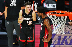Miami Heat Tembus Final Wilayah Timur NBA, LeBron James Ukir Rekor - JPNN.com