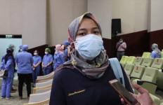 Dokter Nizma Peserta PPDS Ucapkan Kalimat Begini Usai Terima Insentif Dari Menkes Terawan - JPNN.com