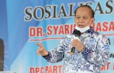 Syarief Hasan: Partai Demokrat Menolak UU Cipta Kerja, Bukan Mendalangi Demo - JPNN.com