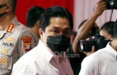 Ada yang Pasang Baliho Bergambar Wajah Erick Tohir di Tangsel, Tulisannya Bikin Kaget - JPNN.com