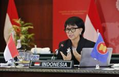 4 Negara Arab Jadi Sahabat Israel, Menlu Retno Sampaikan Pernyataan Tegas soal Sikap Indonesia - JPNN.com