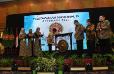 Mentan Syahrul Yasin Limpo Buka Munas Aspphami di Bekasi - JPNN.com