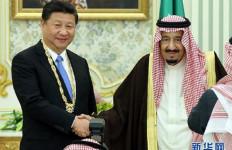 Telepon Raja Salman, Presiden Xi Jinping Sampaikan Pesan soal Vaksin COVID-19 - JPNN.com