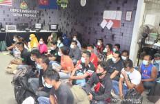 Tentara Darat Malaysia Tangkap Pekerja Migran Indonesia, Sita Duit Rp 64 Juta - JPNN.com