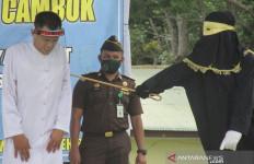 Heri Mulyadi Dihukum 35 Kali Cambuk, Oh Ternyata Ini Kasusnya - JPNN.com