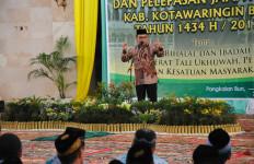 Ujang Iskandar Dinilai Sebagai Warga NU yang Terbaik untuk Kalteng - JPNN.com