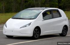 Malaysia Rancang Mobil Listrik Sendiri, Ini Penampakannya - JPNN.com