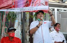 Resmikan Posko Gading Bersatu, Eri Cahyadi Dapat Komentar dari Putra Bu Risma - JPNN.com