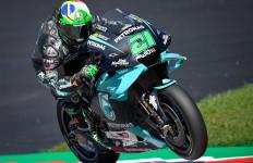 Franco Morbidelli Fantastis di MotoGP San Marino, Rossi Gigit Jari - JPNN.com