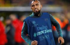 Vidal Rela Memutus Kontrak Dengan Barcelona Demi Klub Ini - JPNN.com