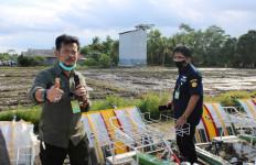 Alsintan Kementan Bantu Proses Panen di Lokasi Food Estate Kalteng - JPNN.com
