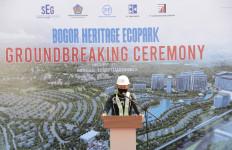 PT PP Mulai Pembangunan Proyek Apartemen Bogor Heritage & Ecopark - JPNN.com