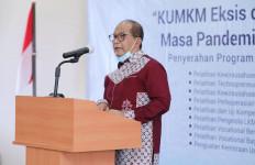 Adaptasi Masa Pandemi, Kemenkop UKM Gelar Pelatihan Pelaku UMKM Labuan Bajo - JPNN.com