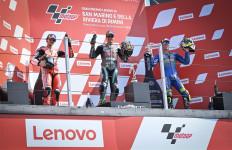 Morbidelli dan Bagnaia Bikin Valentino Rossi Kesal Sekaligus Bangga - JPNN.com