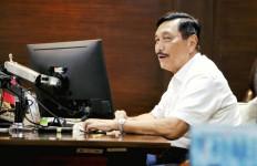 Anggap Masa Kritis Covid-19 Tinggal 2 Bulan Lagi, Pak Luhut Semangati UMKM - JPNN.com