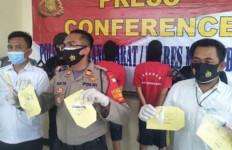 Dua Pelaku Pengganjal ATM Asal Palembang Ditangkap di Cikarang Barat - JPNN.com
