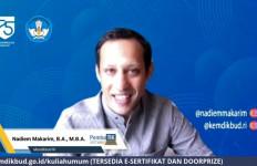 Nadiem Makarim: Saya Ingin Menyampaikan, Betapa Bangganya Saya - JPNN.com