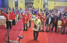 Ratusan Ketua RT di Makassar Datangi Markas Irman Yasin Limpo-Andi Zunnun NH, Ada Apa? - JPNN.com