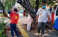 Hari Pertama PSBB Jakarta, 3.022 Orang Dihukum Karena Tidak Pakai Masker - JPNN.com
