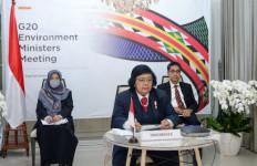 Menteri Siti Sebut Tiga Kekuatan Membangun Lingkungan Hidup - JPNN.com