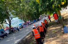 Kementerian PUPR Revitalisasi Drainase Jalan Nasional - JPNN.com
