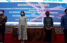 Indonesia dan UNICEF Berkolaborasi untuk Pengadaan Vaksin Covid-19 - JPNN.com
