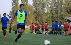 Timnas Indonesia U-19 vs Qatar, Saddam Percaya Diri - JPNN.com