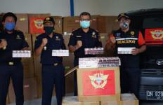 Bea Cukai Sumbagsel Gagalkan Peredaran Jutaan Batang Rokok Ilegal - JPNN.com