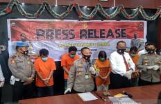 Sindikat Pembobol Brankas Berisi Rp1 Miliar Ditangkap, Pelaku Ternyata Pernah Beraksi 25 Kali di Jakarta - JPNN.com