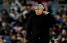 Setien Tuding Barcelona Langgar Kontrak - JPNN.com