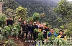 12 Jam Mendaki Bukit, Polisi Temukan Ladang Ganja di Tengah Kebun Kopi - JPNN.com