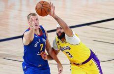 LA Lakers Pukul Denver Nuggets di Gim Pertama Final Wilayah Barat NBA - JPNN.com