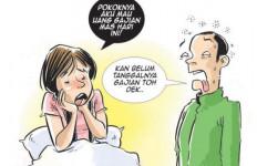 Derita Batin Suami Pendiam akibat Istri Kebanyakan Permintaan - JPNN.com