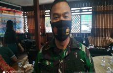 KKSB Bergerak ke Koramil, Terjadi Kontak Tembak dengan TNI, Pratu Dwi Akbar Meninggal - JPNN.com