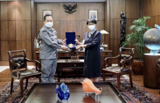 Kepala Bakamla Bertemu Menlu Terkait Keamanan Laut Natuna Utara - JPNN.com