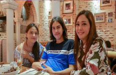 Maia Estyanty Ungkap Penyebab El Rumi Putus dari Marsha Aruan, Ternyata.... - JPNN.com