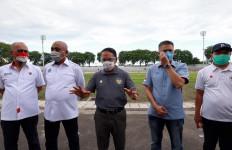 Menpora Tinjau Empat Stadion untuk Piala Dunia U-20 di Surabaya - JPNN.com