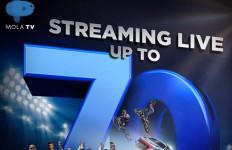 Mola TV Memecahkan Rekor Jumlah Tayangan Siaran Langsung - JPNN.com