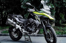 Lihat, Benelli Pamer Motor SRT500 Pesaing Kawasaki Versys-X 300 - JPNN.com