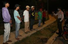 Operasi Yustisi Malam Minggu di Kabupaten Tangerang, Sejumlah Remaja Terjaring - JPNN.com