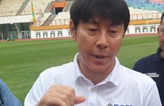 Indonesia U-19 vs Qatar Jilid II Skor Akhir 1-1, Begini Respons Shin Tae Yong - JPNN.com