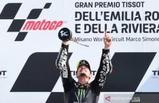 Juarai MotoGP Emilia Romagna, Vinales: Banyak Orang Meragukan Saya - JPNN.com