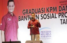 Mensos Dorong Bank Himbara Rekrut KPM PKH Graduasi Jadi Nasabah  - JPNN.com