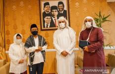Cerita Mahfud MD Pernah Dihadiahkan Tasbih dan Kurma dari Mendiang Syekh Ali Jaber - JPNN.com