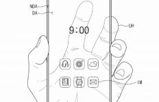 Canggih, Samsung Patenkan HP dengan Desain Transparan - JPNN.com