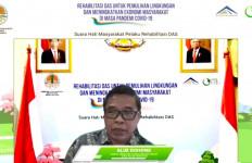 KLHK Ingatkan Para Pemegang IPPKH soal Rehabilitasi DAS - JPNN.com